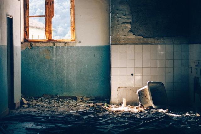 Humidité dans la maison, comment y remédier?